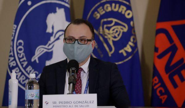 97.922 casos confirmados por COVID-19 en Costa Rica