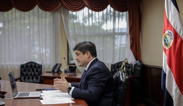 Costa Rica propone al mundo crear Fondo para Aliviar la Economía COVID-19