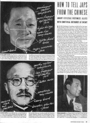 Do All Asians Really Look Alike?