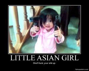 Asian (Un)Motivational Posters
