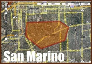 "The ""Asianization"" Of Southern California's San Marino"