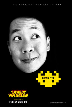 8Questions: Comedy InvAsian with Kevin Yee