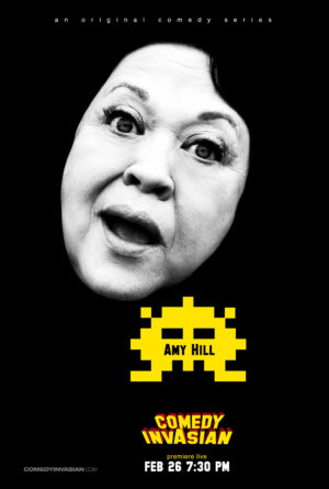 8Questions: Comedy InvAsian with Amy Hill