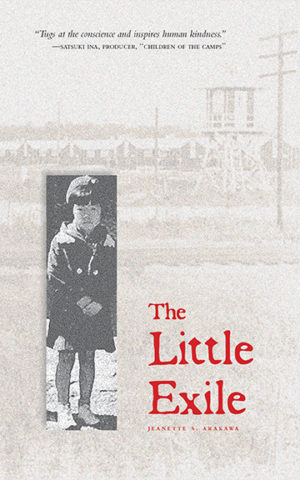 "8Books Review: ""The Little Exile"" by Jeanette S. Arakawa"