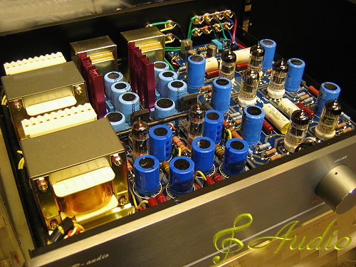 High End Tube Pre Amp Modified From Famous Jds Jp200