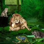 G2R Wild Animals Forest Escape