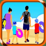 ZooZoo Escape Beach Fun Zone