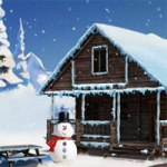 Ena The Frozen Sleigh-The Farmstead House Escape