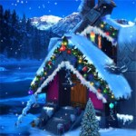 EnaGames The Frozen Sleigh-The House of Santa Escape