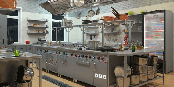 8b Chef De Partie Kitchen  Escape