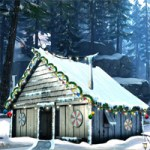 EnaGames The Frozen Sleigh-The Tree Cottage Escape