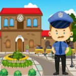 Games4King – G4K Police Officer Rescue
