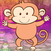G4K Overjoyed Monkey Escape