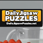 Red Coffee Maker On Breakfast Table Jigsaw Puzzle Game