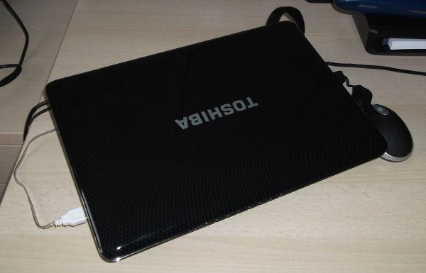 Toshiba Satellite T130 laptop