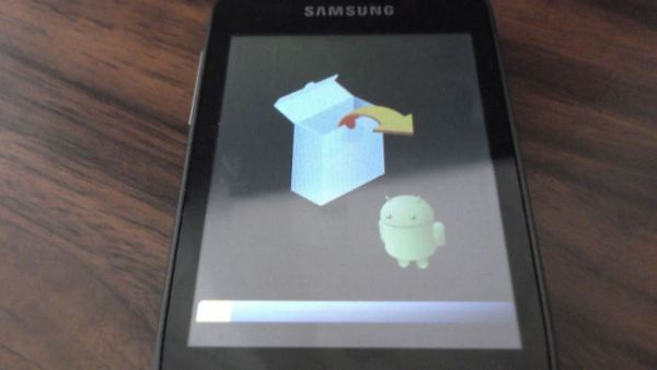 Samsung Galaxy Mini GT-S5570 Android OS update