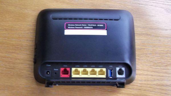 TalkTalk Huawei HG533 ADSL WiFi Router