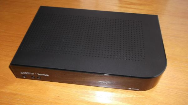 TalkTalk Huawei dn370t Youview Freeview set-top box