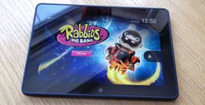 "Amazon Kindle Fire HDX 7"" Tablet Computer First Impressions"
