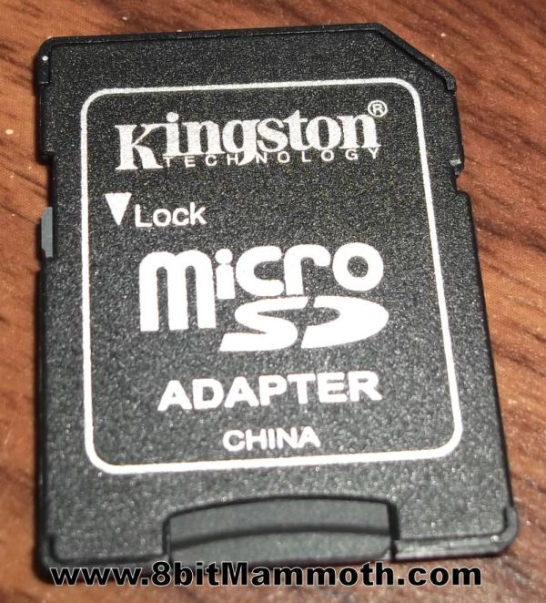 MicroSD Adapter