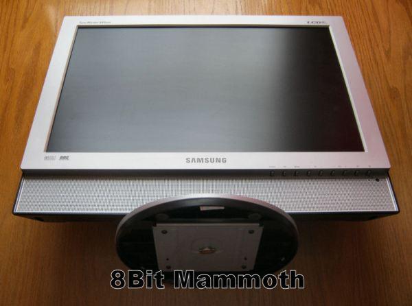 Samsung SyncMaster 940MW Monitor TV