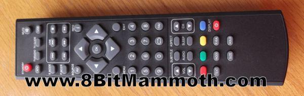 Technika 39 Inch HD TV LCD39-C273 Remote Control