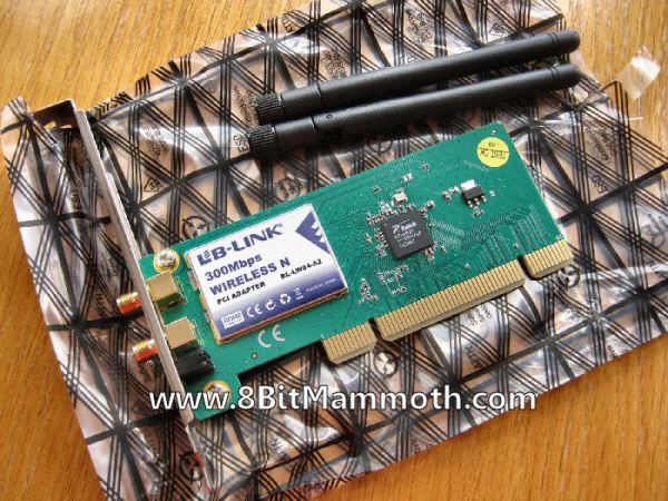 Wireless-N PCI Adapter Card