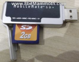 sd card reader