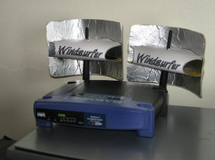 How To Boost WiFi Signal Strength Using Tin Foil - 8Bit Mammoth