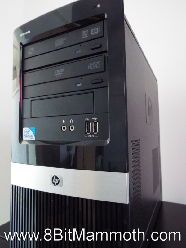 HP Compaq dx2420 Microtower Computer