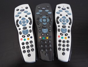"How To Program A Sky Remote Control With a Four Digit Code (Technika 39"" TV LCD39-C273)"