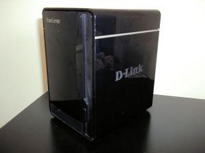 D-Link DNS-320 rev A1