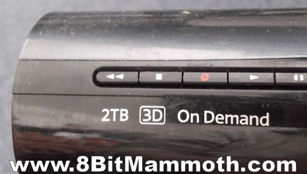 Sky+HD DRX895-C front left cover
