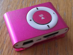 Generic Cheap USB Clip MP3 Player Review