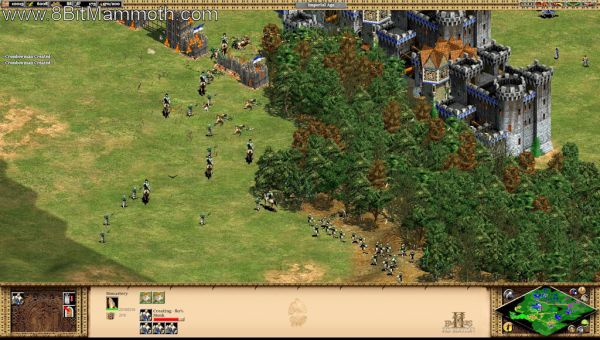 Age of Empires II HD Edition screenshot
