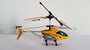 U4 Metal Series Yellow Helicopter (Lift Problem Solved, Instructions & Review)