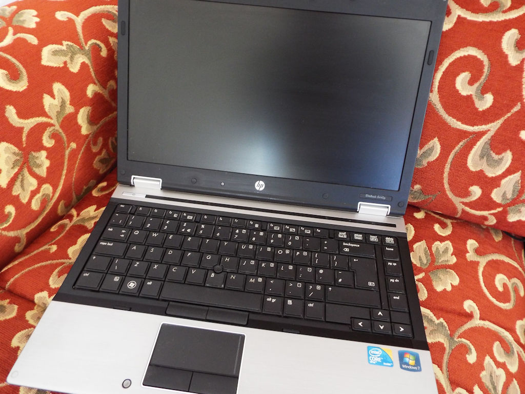 Hp Elitebook 8440p Notebook Pc 8bit Mammoth