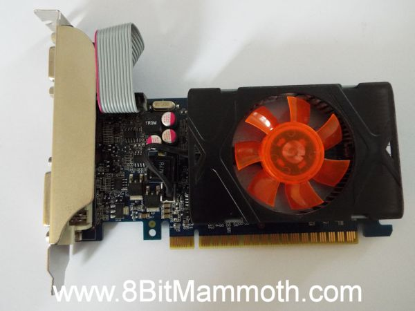 Inno3d GT520 DDR3 2GB graphics card