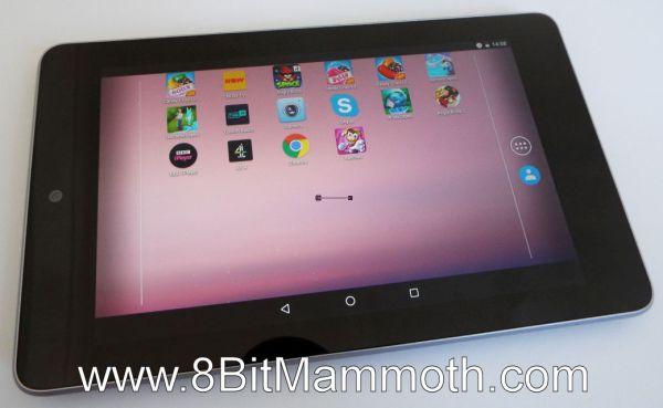 Asus Google Nexus 7 2012 with Android 7 custom rom