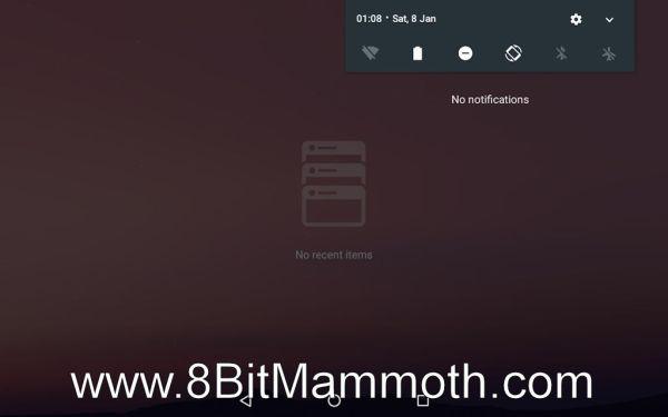 Asus Google Nexus 7 Custom Rom Android 7 1 2 2012 Grouper Wifi Model Me370t 8bit Mammoth