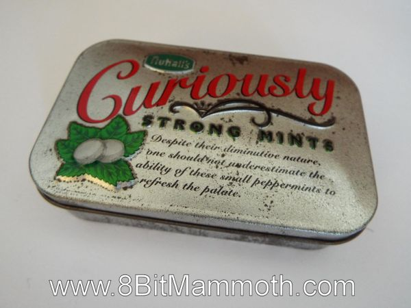 Mint Container