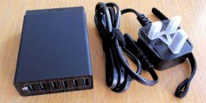 Anker PowerPort 60 W 6-Port Desktop USB Charger Review
