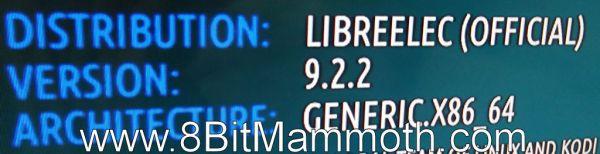 LibreElec 9.2.2