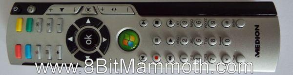 Medion OR24V RF Vista Remote Control