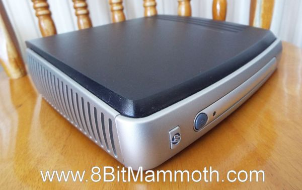 A photo of the HP Compaq T5520 Thin Client