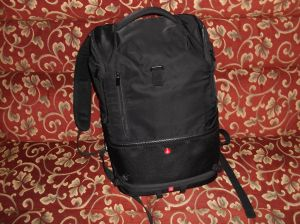 Manfrotto Advanced Tri Professional Large Backpack First Impressions