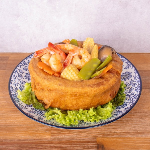 Yam Ring by 8crabs