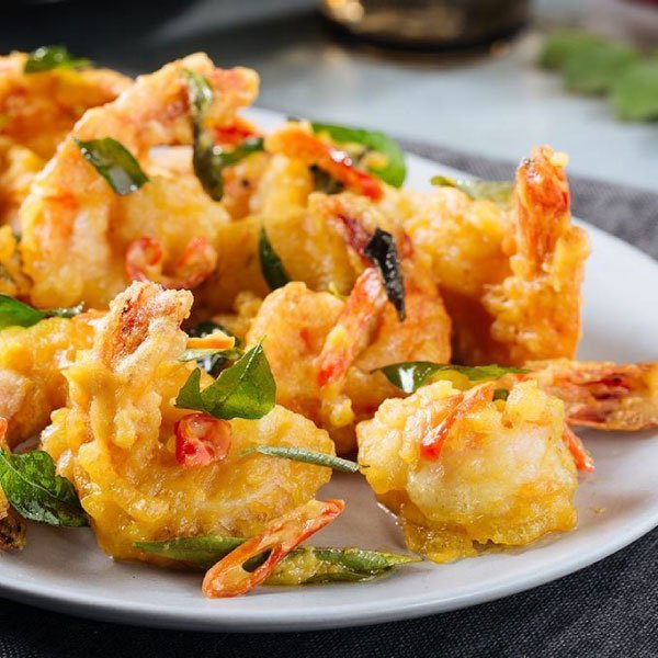 salted egg prawn 8crabs