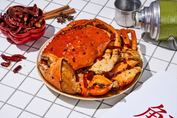 Mala crab by 8crabs