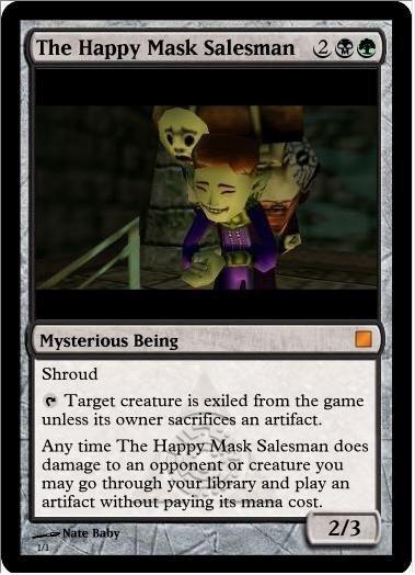 MagicMaskSalesman